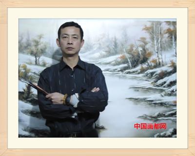 【中国画都网】推荐艺术名家吉林孙宇辉刀画艺术作品欣赏