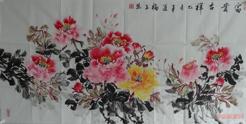 【精品推荐】推荐艺术名家张福玉