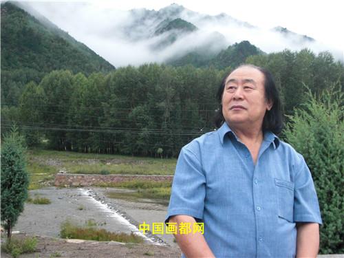 【中国画都网】推介吴松山作品