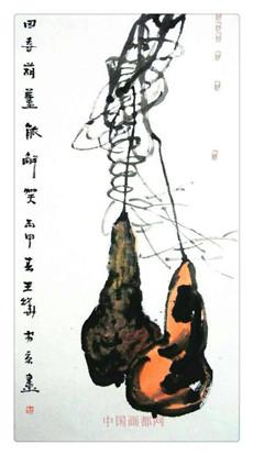 郭石夫花鸟画精品图片